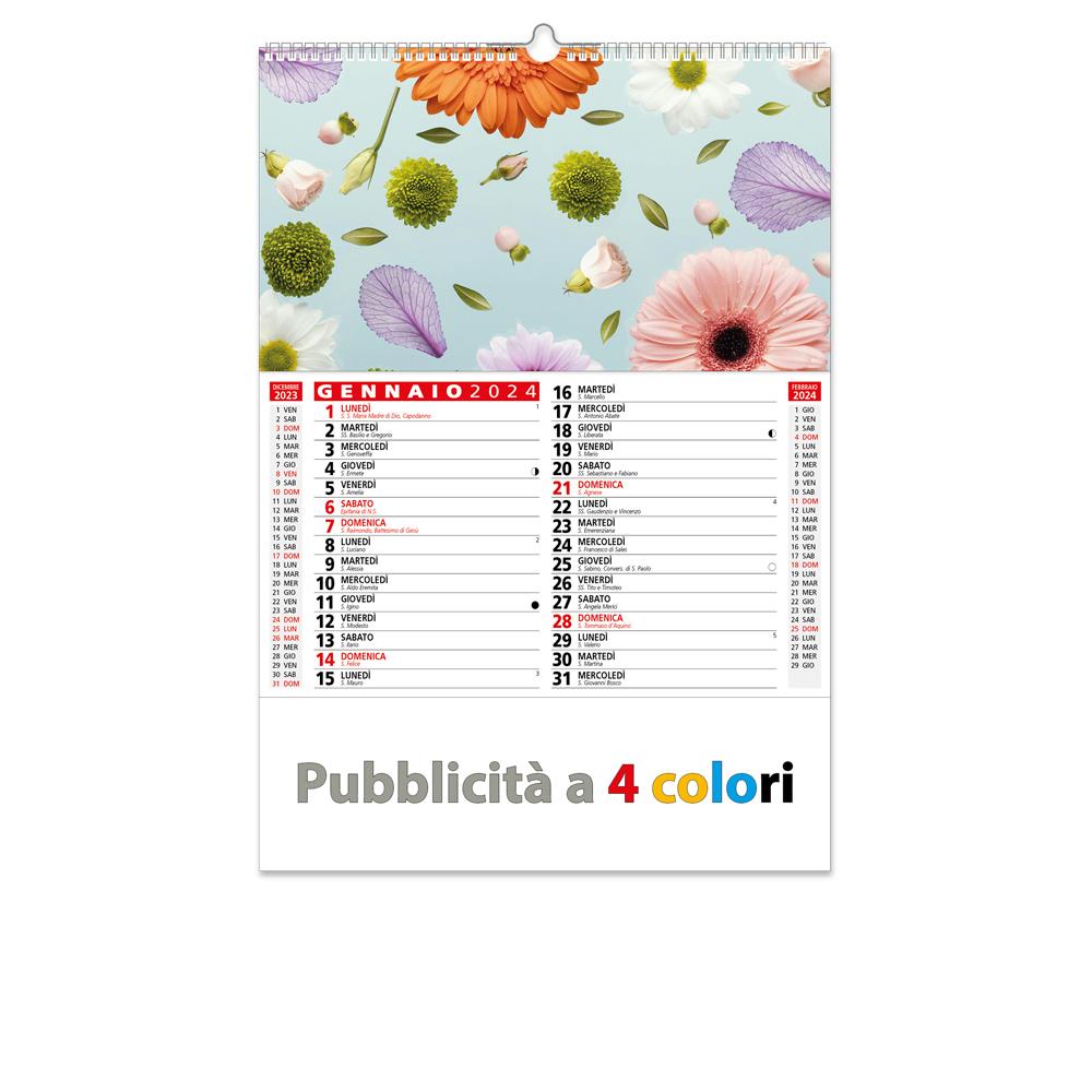 Calendario Tascabile 2020 Da Stampare.Calendari Personalizzati 2020 Perfetti Per Gli Omaggi Aziendali